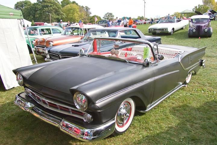Ford 1957 & 1958 custom & mild custom  - Page 2 15389310