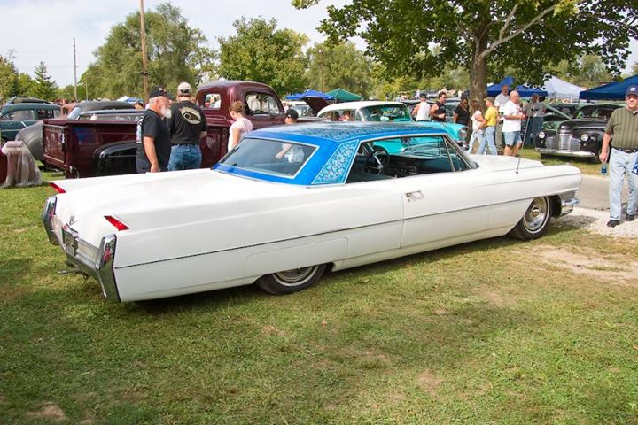 Cadillac 1961 - 1968 Custom & mild custom - Page 2 15458110