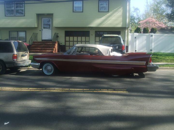 Plymouth  1957 - 1958 custom & mild custom 15458610