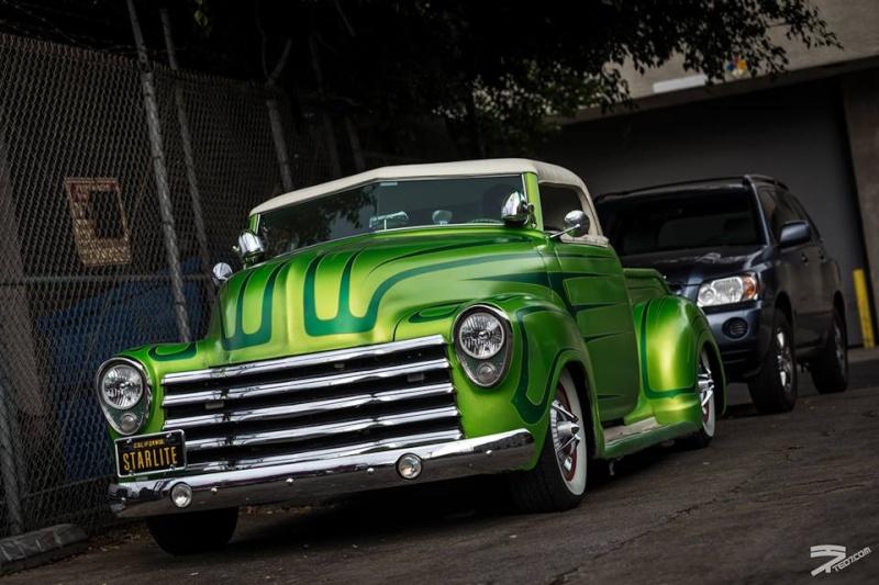 Chevy Pick up 1947 - 1954 custom & mild custom - Page 3 15459610