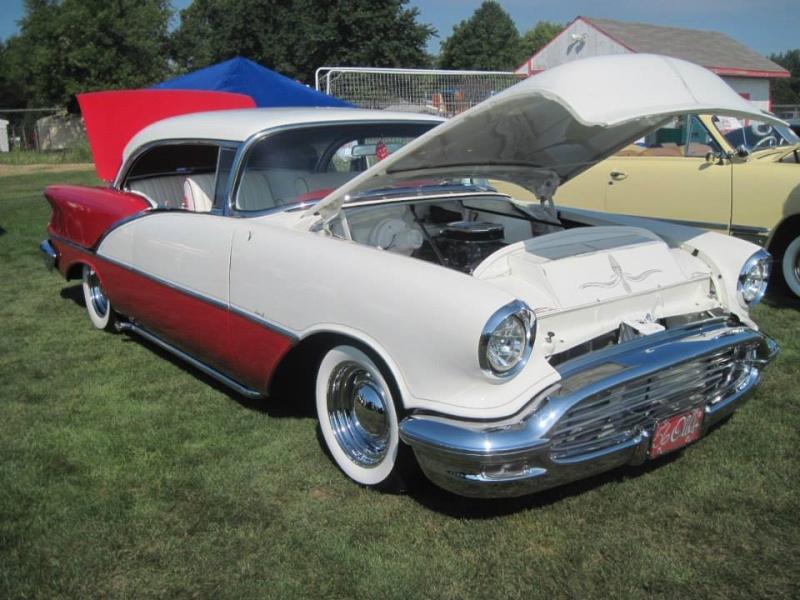Oldsmobile 1955 - 1956 - 1957 custom & mild custom - Page 2 15462410