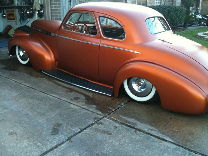 Chevy 1940 - 45 custom & mild custom 15483510