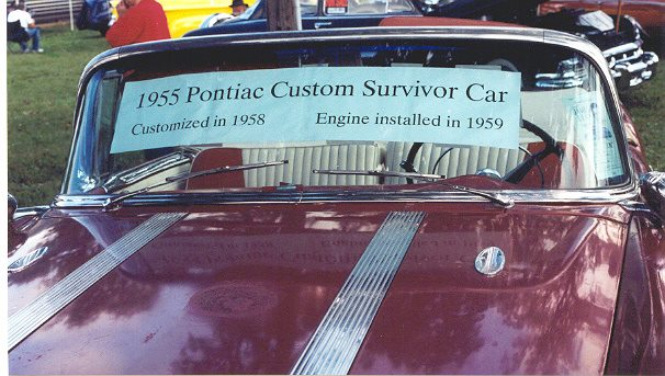 Pontiac 1955 - 1958 custom & mild custom 15493210