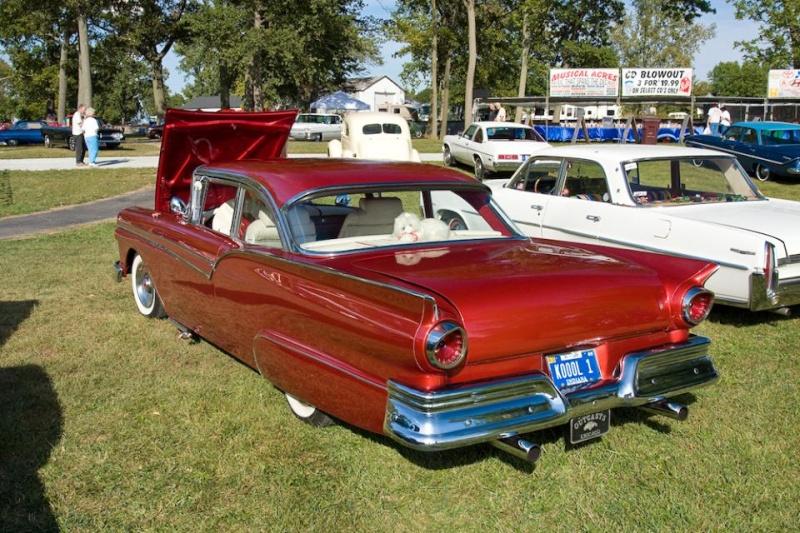Ford 1957 & 1958 custom & mild custom  - Page 2 15494910