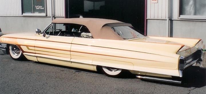 Cadillac 1961 - 1968 Custom & mild custom - Page 2 15516510