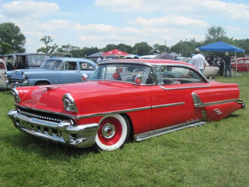 Mercury 1955 - 1956 Custom & mild custom 15544210