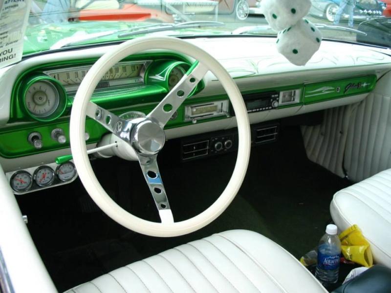 Ford 1961 - 1964 custom and mild custom 15553110