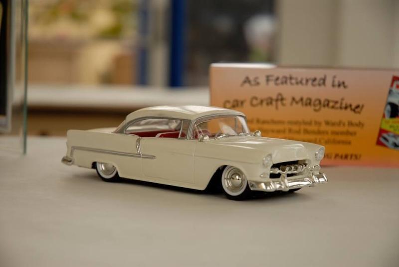 Vintage model kit restaurés, ou kit monté top trouvé sur le web 15554310