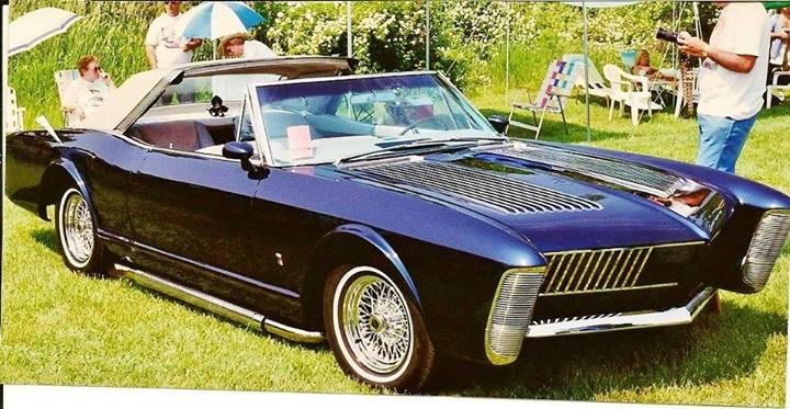 1963 Buick Riviera - Villa Riviera - George Barris 15577210