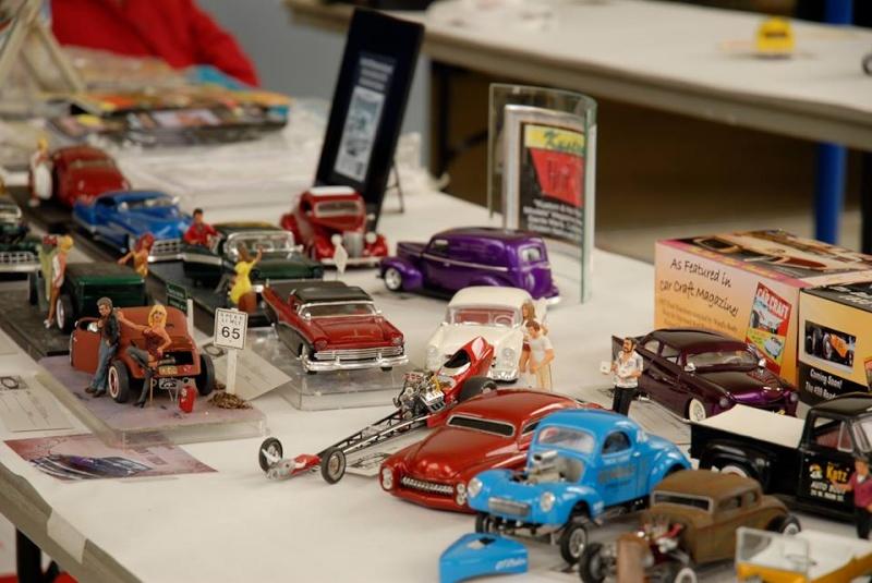 Vintage model kit restaurés, ou kit monté top trouvé sur le web 15583910