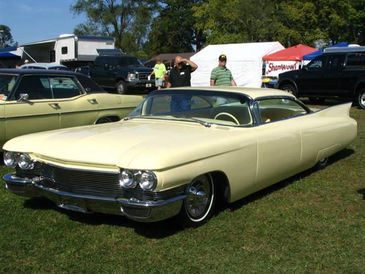 Cadillac 1959 - 1960 custom & mild custom - Page 2 15604310