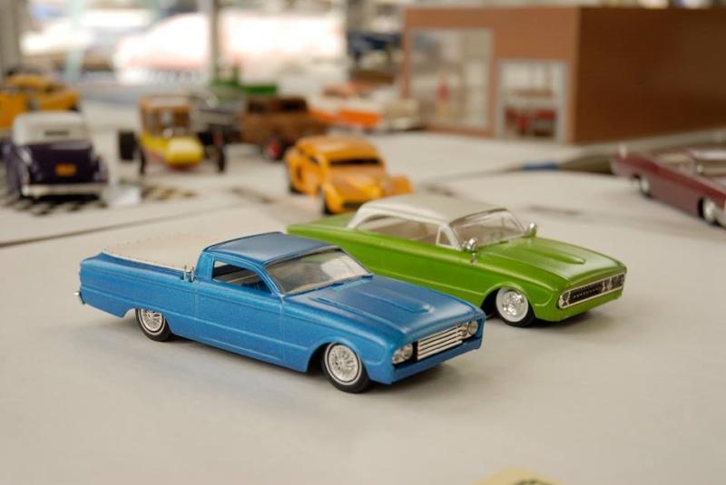 Vintage model kit restaurés, ou kit monté top trouvé sur le web 15606710