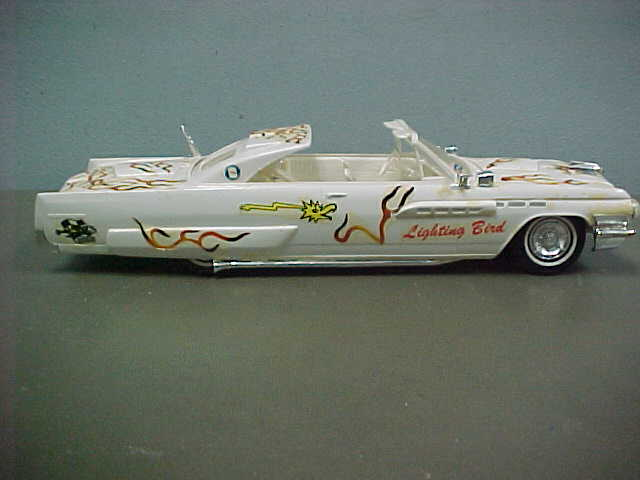 Vintage built automobile model kit survivor - Hot rod et Custom car maquettes montées anciennes 1571c110