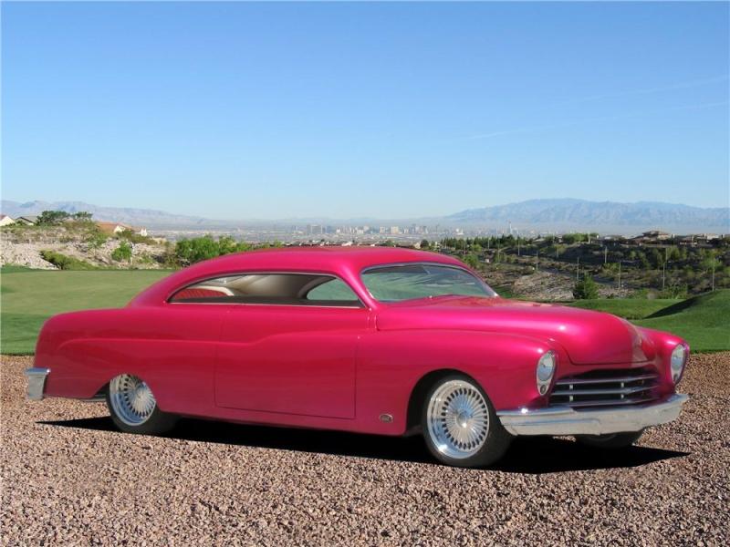 1951 MERCURY - THE ROSE -  15741511