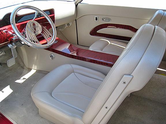 1951 MERCURY - THE ROSE -  15741512