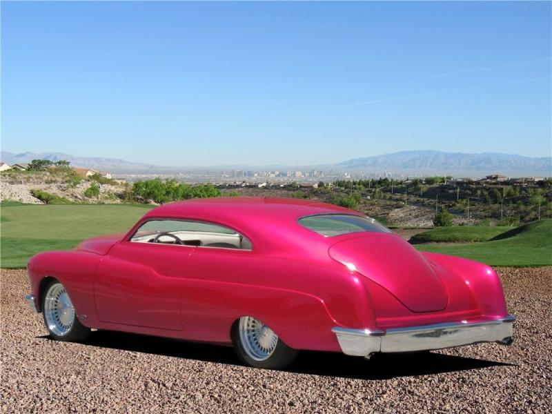1951 MERCURY - THE ROSE -  15741513