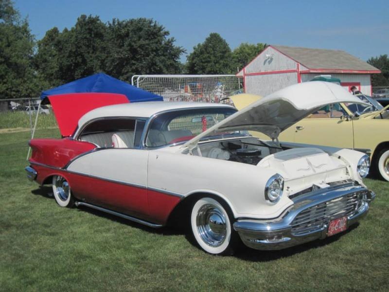 Oldsmobile 1955 - 1956 - 1957 custom & mild custom - Page 2 16013310