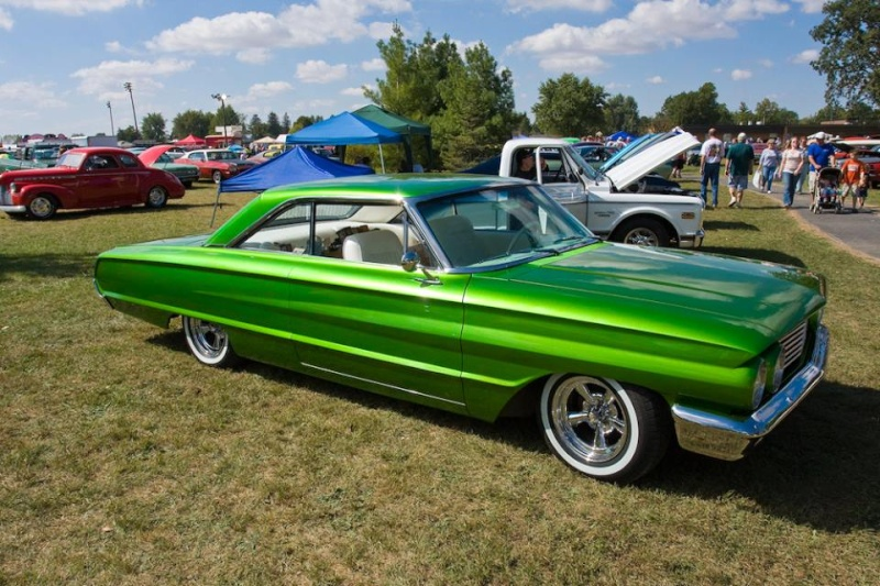 Ford 1961 - 1964 custom and mild custom 16013810
