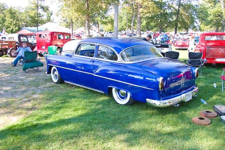 Chevy 1953 - 1954 custom & mild custom galerie - Page 5 16048811