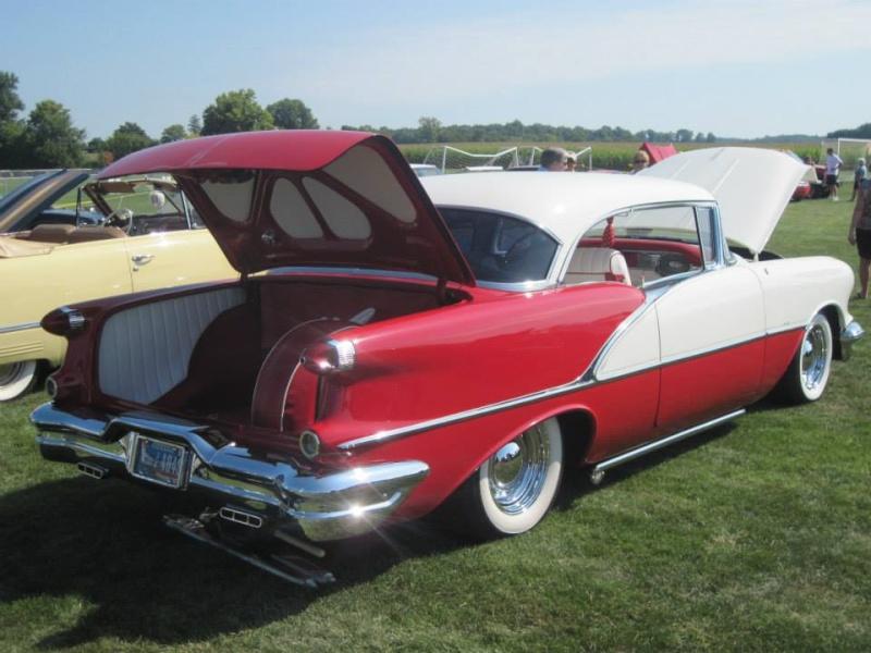 Oldsmobile 1955 - 1956 - 1957 custom & mild custom - Page 2 16070910