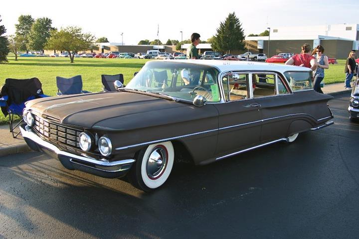 Pontiac 1959 - 62 custom & mild custom 16097710