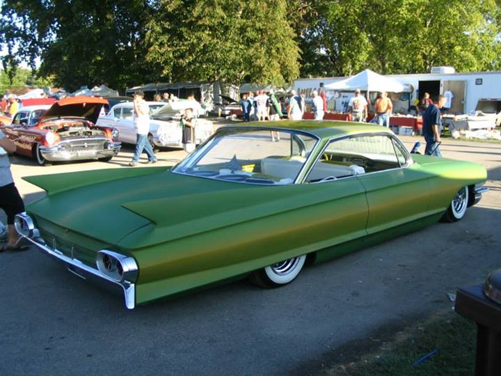 Cadillac 1961 - 1968 Custom & mild custom - Page 2 16098310