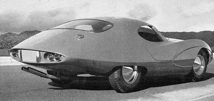 MacMinn's LeMans Coupe - 1959 16100110