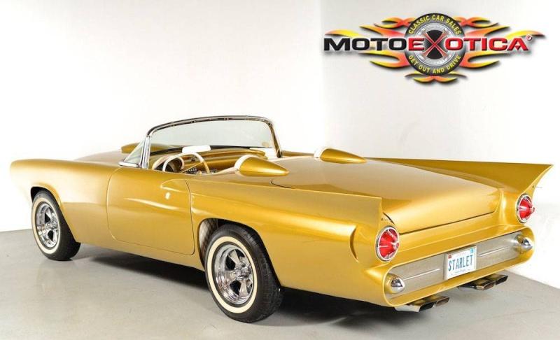 1955, '56 and '57 T-Bird custom & mild custom 1614