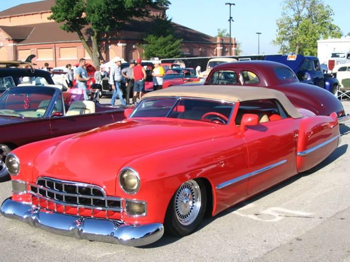 Cadillac 1948 - 1953 custom & mild custom - Page 2 16186310