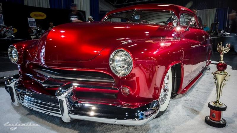 Lincoln 1949 - 1951 custom & mild custom 16217810