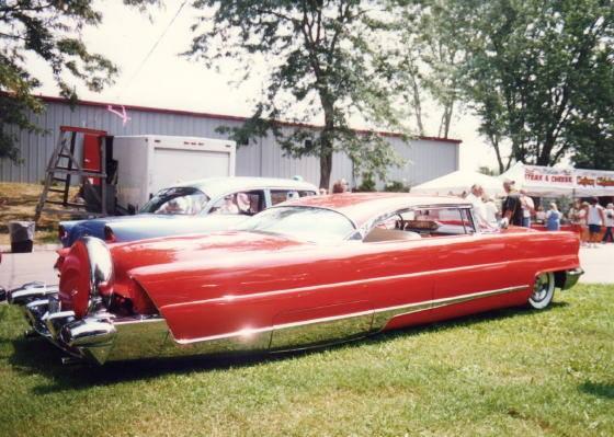 Lincoln 1956 - 1957 custom & mild custom 16226410