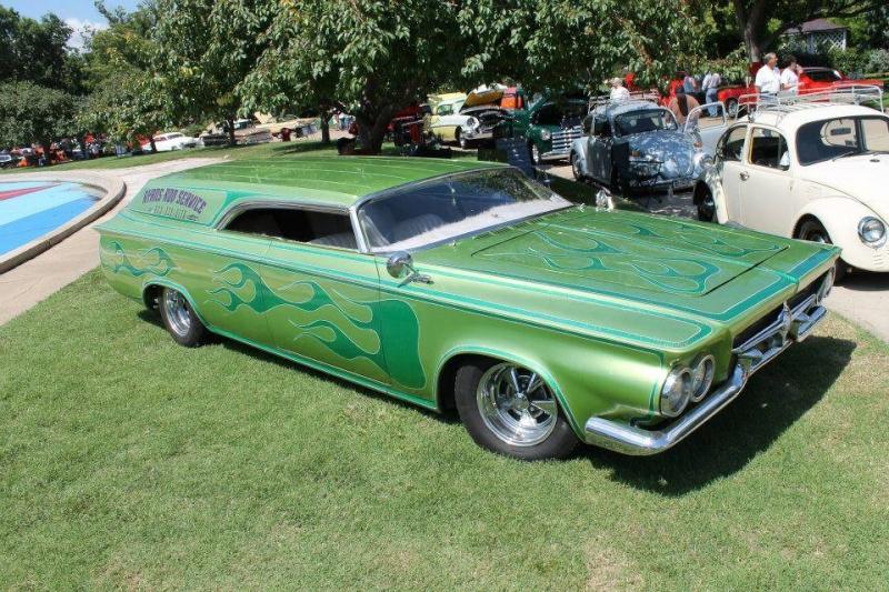 1960-64 Chrysler - Desoto custom & mild custom 16235110