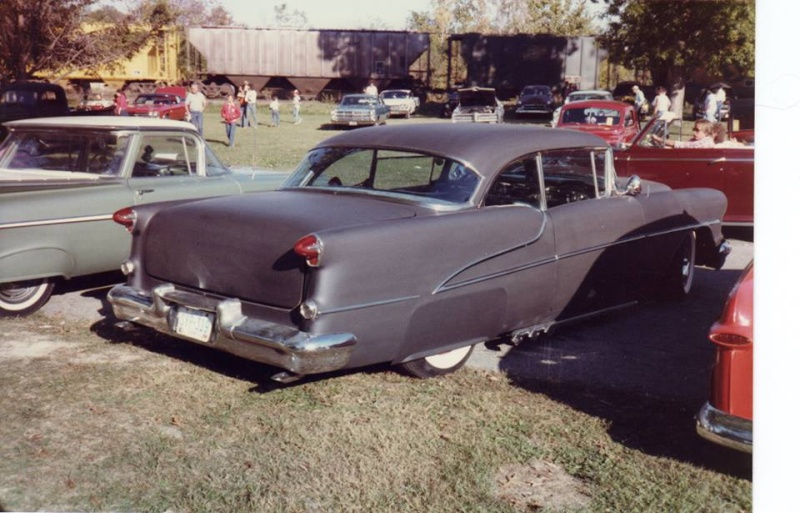 Oldsmobile 1955 - 1956 - 1957 custom & mild custom - Page 2 16539010