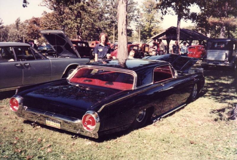 Ford Thunderbird 1961 - 1963 custom & mild custom - Page 2 16561110