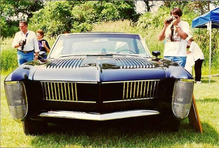 1963 Buick Riviera - Villa Riviera - George Barris 16562710