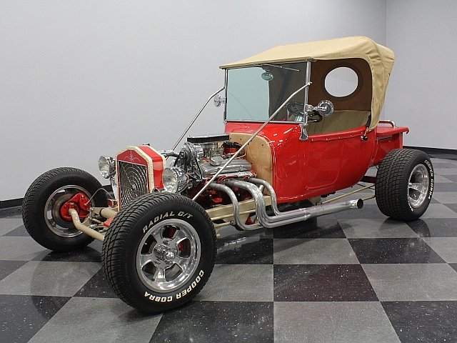 Ford T hot rod (1908 - 1927) - T rod - Page 2 16617310