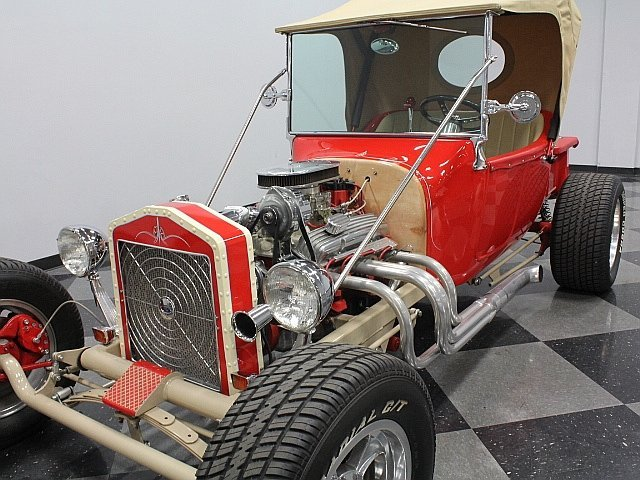 Ford T hot rod (1908 - 1927) - T rod - Page 2 16618710