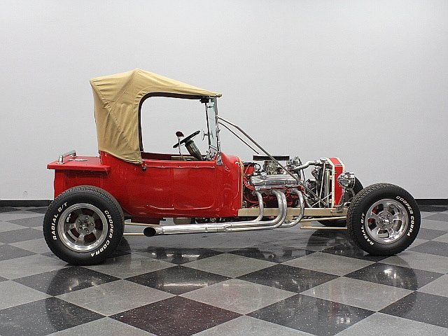 Ford T hot rod (1908 - 1927) - T rod - Page 2 16620710