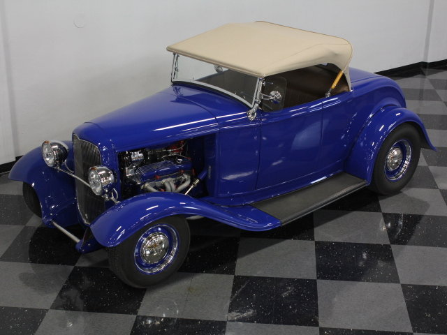1932 Ford hot rod - Page 6 16890510
