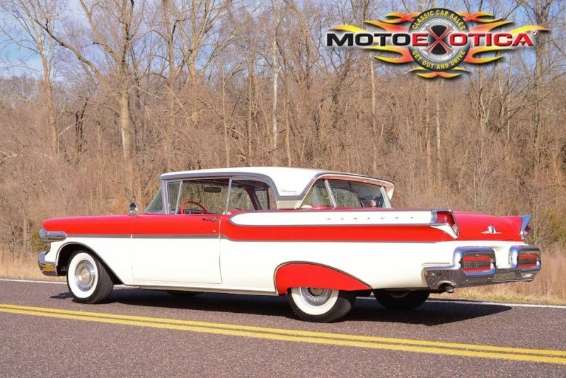 Mercury classic cars 1716