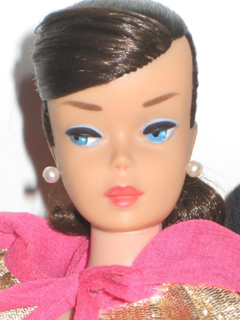 The Original Teenage Fashion Model Barbie Doll - Poupée Barbie des 1950's et 1960's 17410