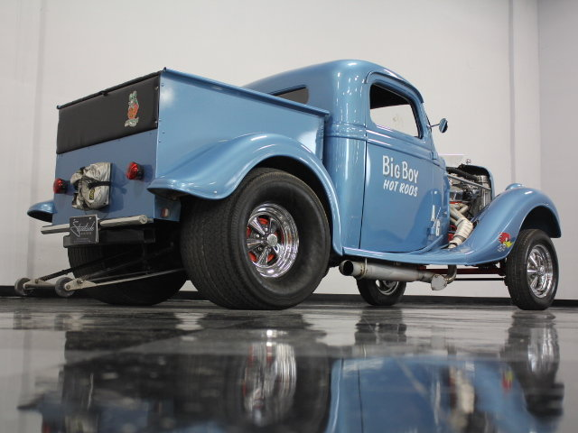 30's & 40's Ford gasser 17791510