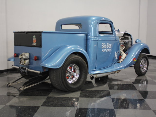 30's & 40's Ford gasser 17791910