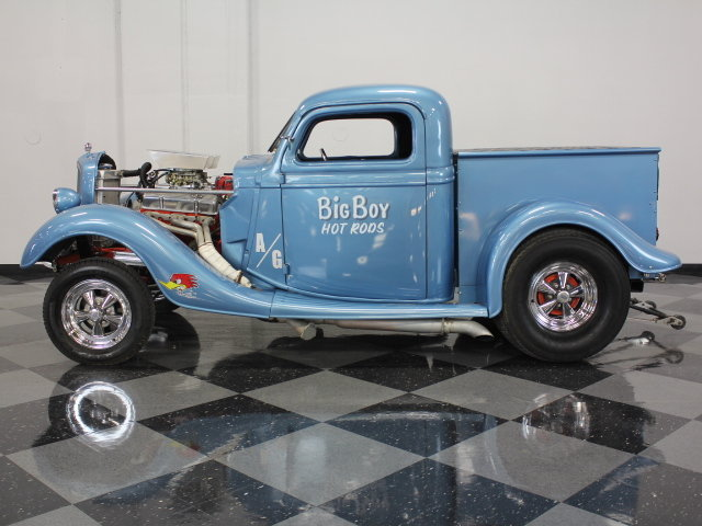 30's & 40's Ford gasser 17793010