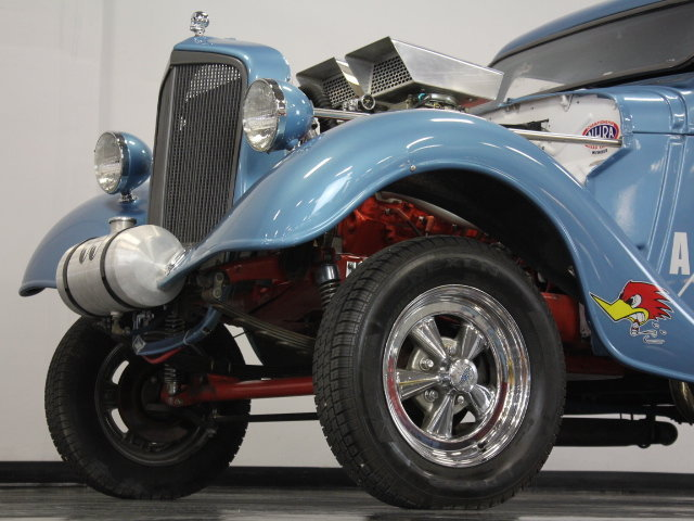 30's & 40's Ford gasser 17794410