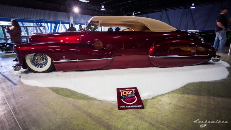 Cadillac 1941 - 47 custom & mild custom 17799610