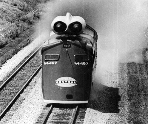 Locomotives et trains vintages 17819210