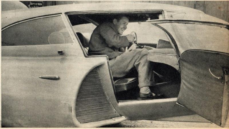 Future car 1951 - Sigvard Berggren 17973810