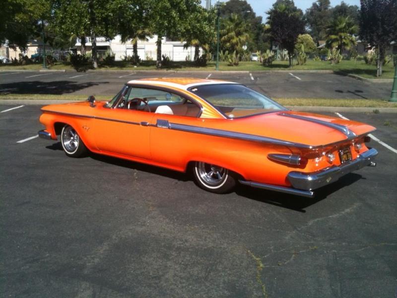 Dodge & Plymouth 1960 - 1961 custom & mild custom 17981210