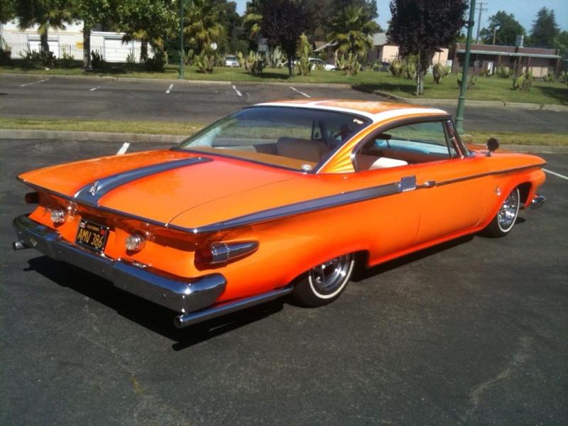 Dodge & Plymouth 1960 - 1961 custom & mild custom 18003710